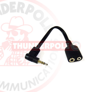Adaptor Lead - 3.5mm for Midland G8 / Alan 456 Intercom