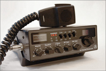 Harrier DX CB Radio