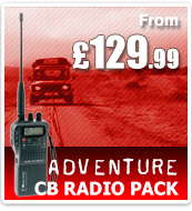 Thunderpole CB Radio Adventure Pack - 42
