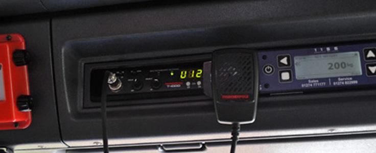 CB Radio Guide - Choosing your CB   THUNDERPOLE