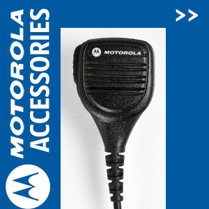 View our range of motorola radio accessories including batteries, cases, headsets and more. All In stock.