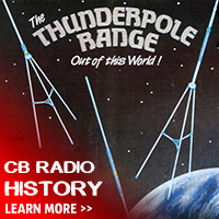 A brief history of Citizens Band Radio & Thunderpole starting in the late 1970's.