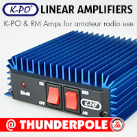Our range of HF, VHF and UHF Amateur Radio Amplifiers incorporates AM/FM/CW or a SSB mode switch. Please note this is for use on amateur radio frequencies only.