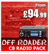 Thunderpole CB Radio Off Roader Pack - TTI 565