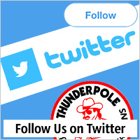 Be the first to hear about new products and special offers on our Thunderpole Twitter page.