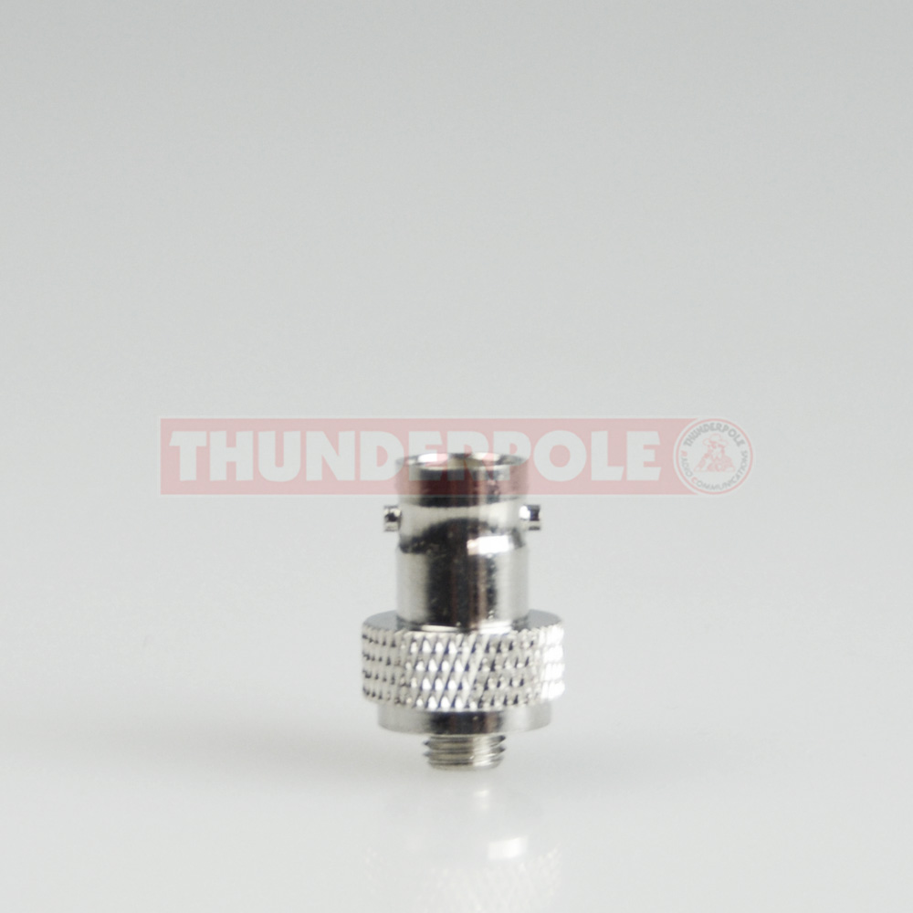 Motorola Male Stud to BNC Female Adaptor