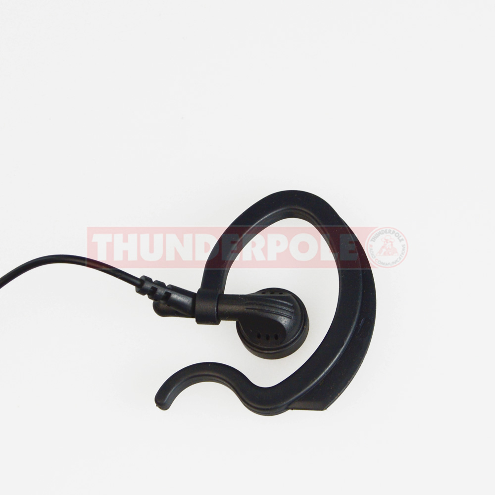 Hook on Ear Piece | 2.5mm Mono