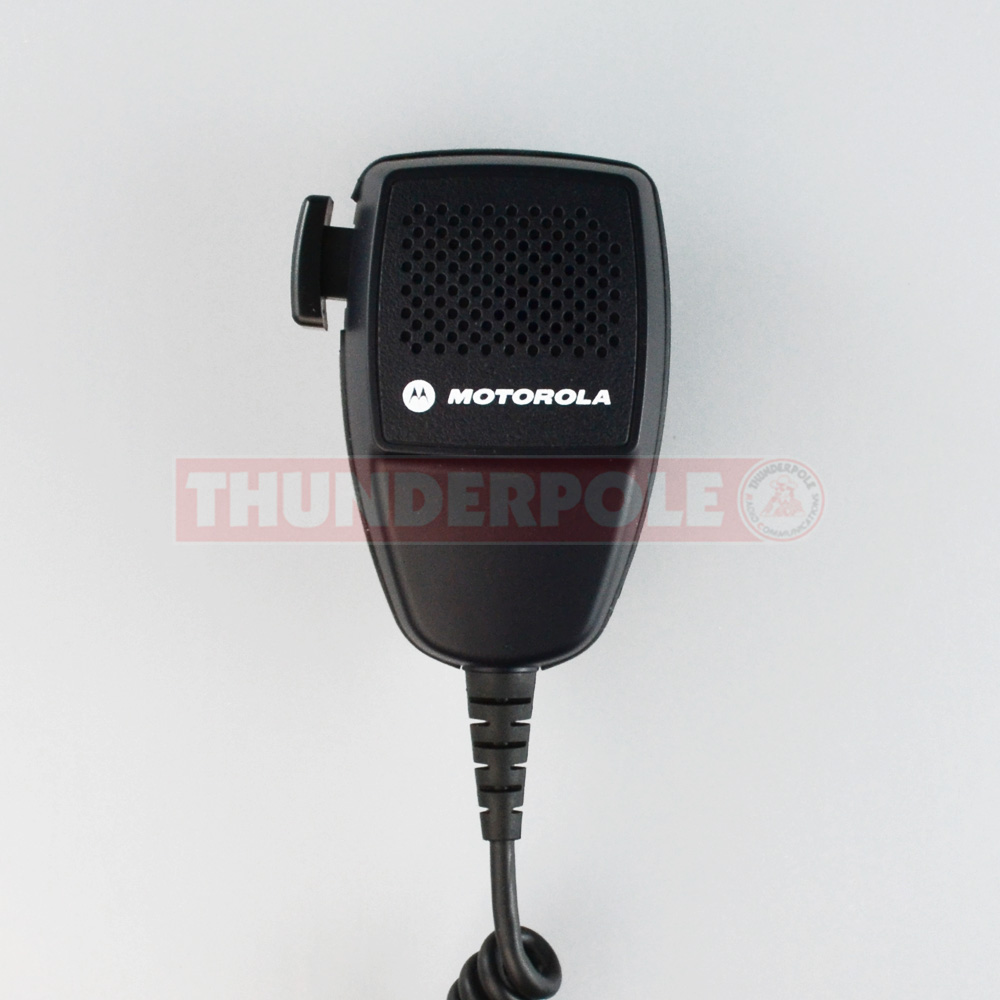 Motorola Compact Microphone with Clip
