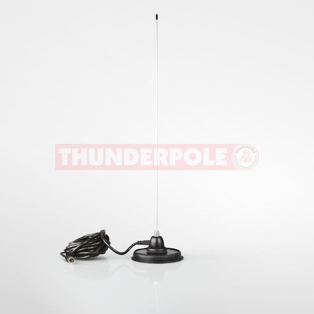 Thunderpole PMR VHF Antenna & Mag Mount | PL259