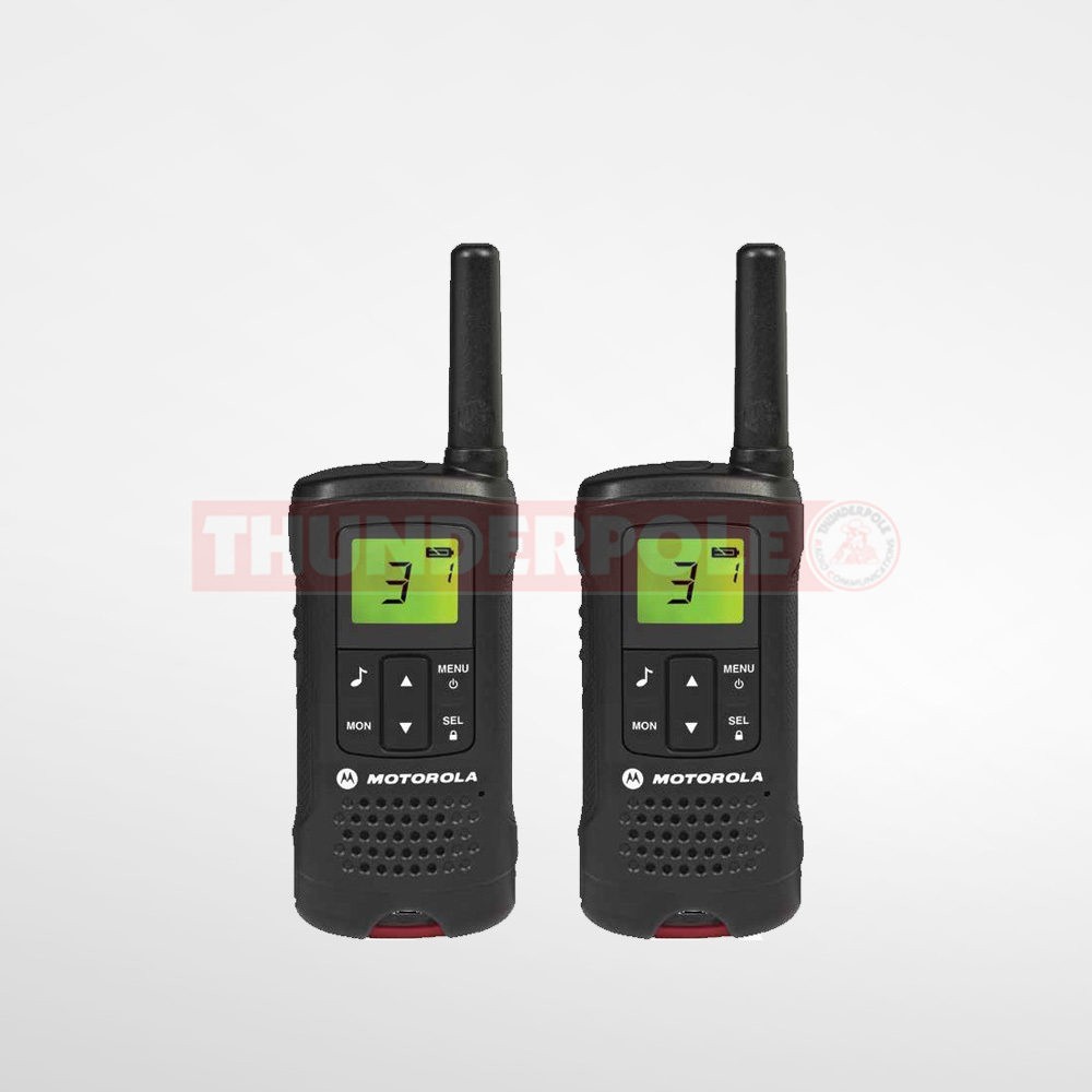 motorola tlkr t60 walkie talkie radios thunderpole. Black Bedroom Furniture Sets. Home Design Ideas