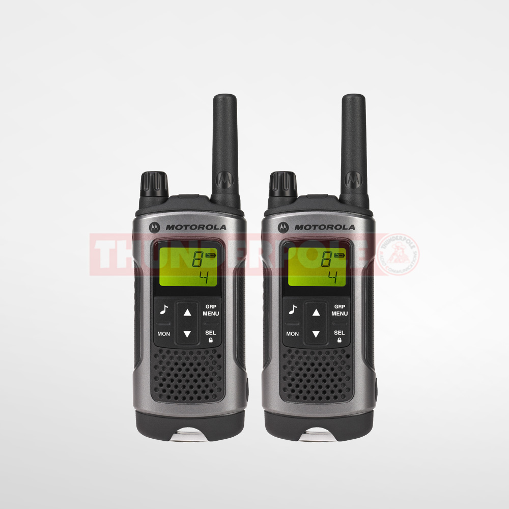 motorola tlkr t80 walkie talkie radios thunderpole. Black Bedroom Furniture Sets. Home Design Ideas