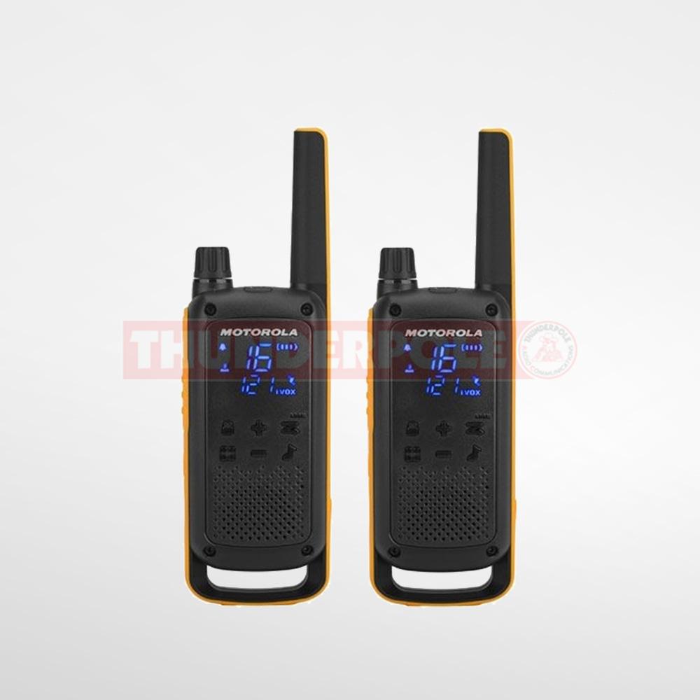 motorola tlkr t82 walkie talkie radios thunderpole. Black Bedroom Furniture Sets. Home Design Ideas