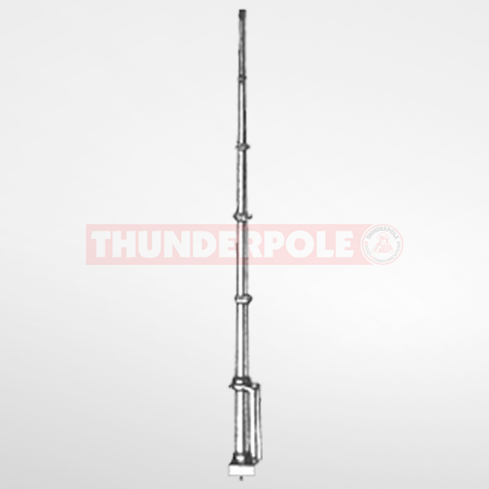SE-HF X80 Vertical HF Antenna