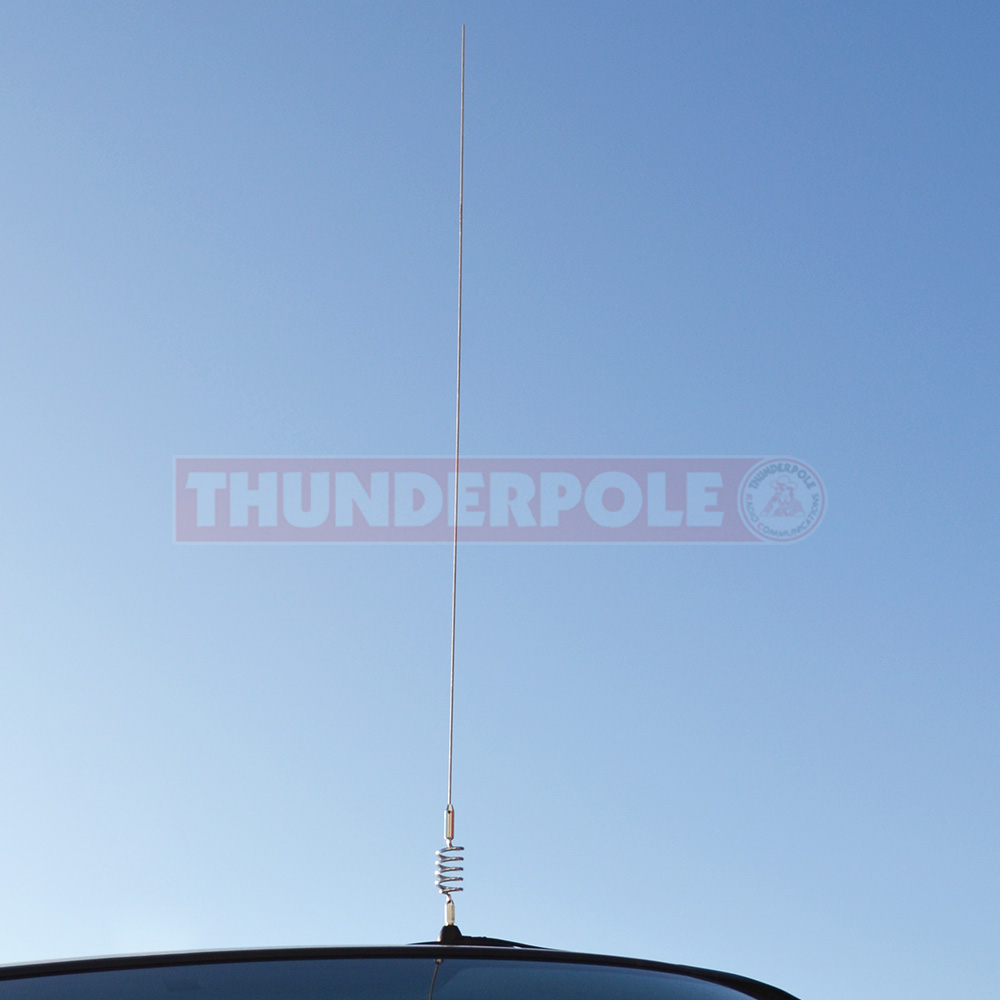 Thunderpole 5/8 Wave VHF Taxi Antenna