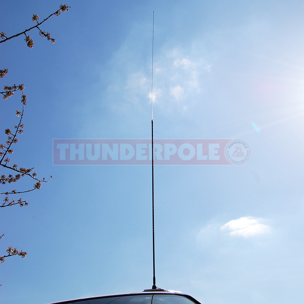 Thunderpole Am Pro | 15 Meter Antenna