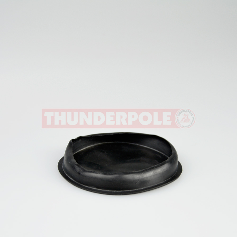 Rubber Boot for Mag Mount | Black | 4''