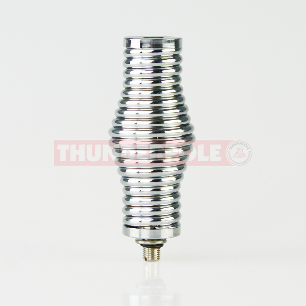 Thunderpole 3/8'' Carbon Belly Antenna Barrel Spring | Heavy Duty