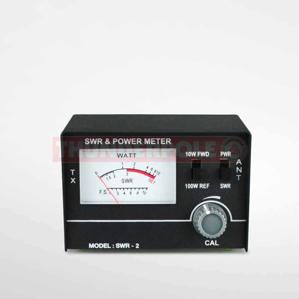 swr 1 swr meter radio meters thunderpole. Black Bedroom Furniture Sets. Home Design Ideas