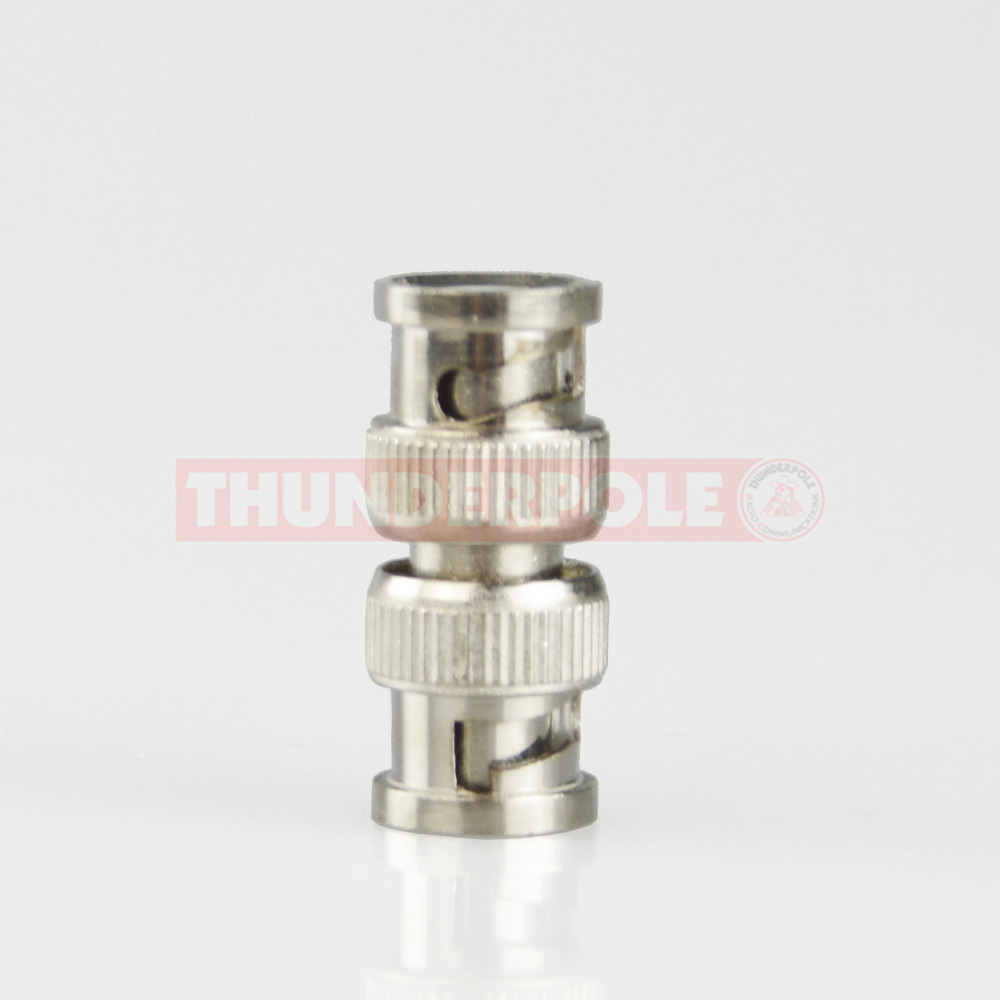 BNC Double Male Adapter