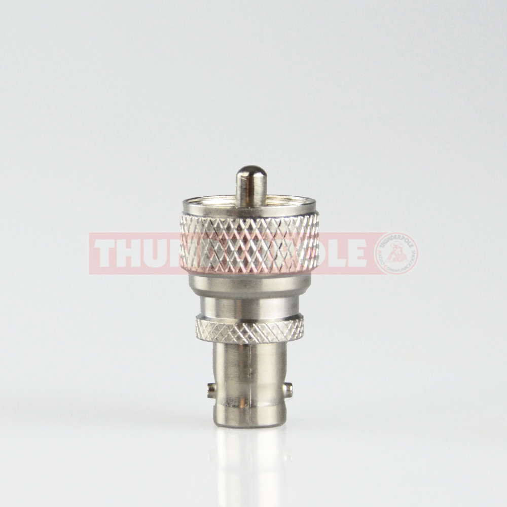 PL259 to BNC Female Adaptor