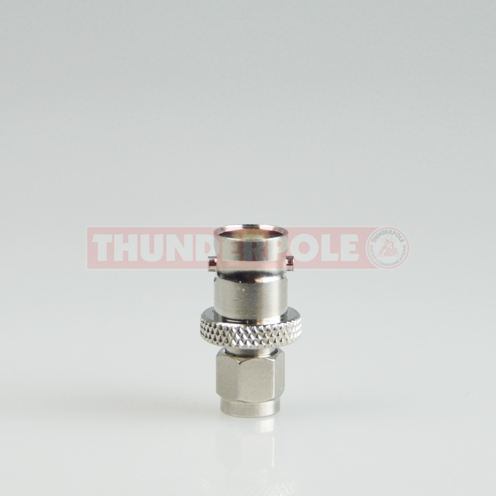 SMA Male to BNC Female Adaptor