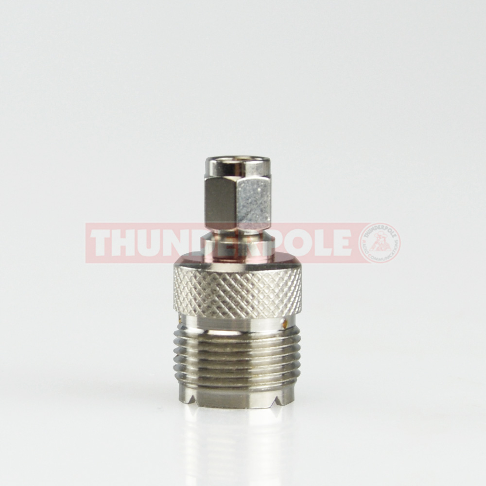 SMA Male - SO239 Adaptor