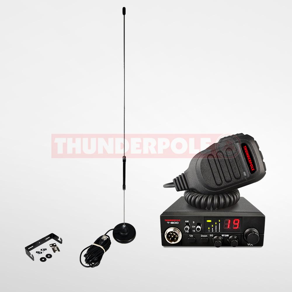 Orbitor HD CB amp SCANNERS PLUS Citizens band radio Rv