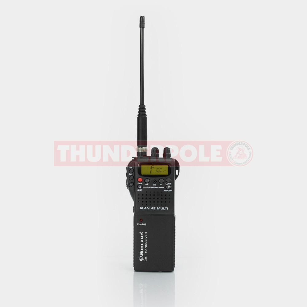 midland 42 handheld cb radio thunderpole rh thunderpole co uk Clip Art User Guide User Guide Icon