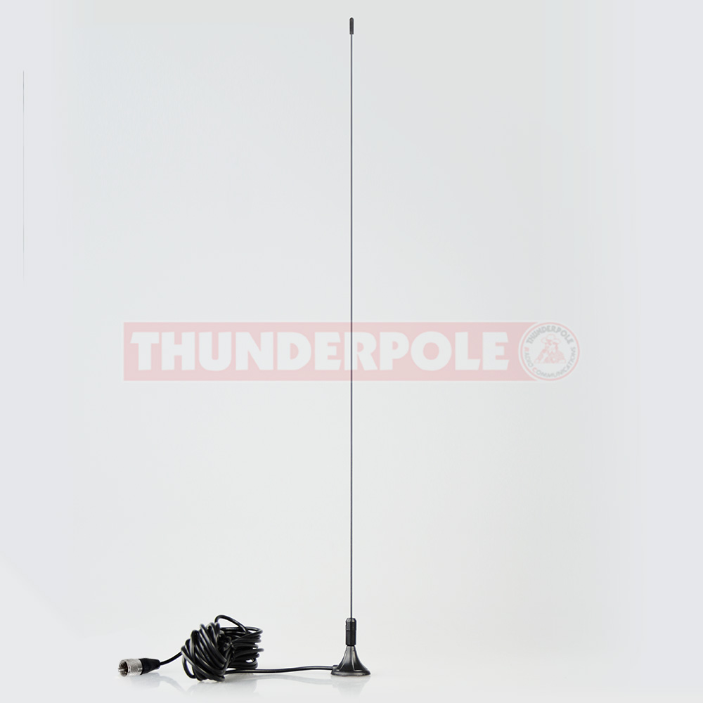 Thunderpole VHF Micro Taxi Mag Kit | PL259