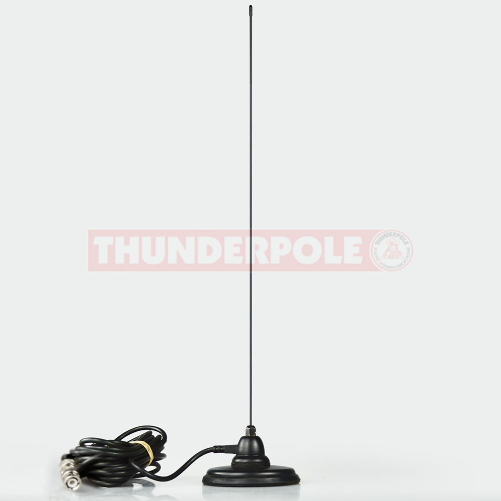 Thunderpole 1/4 Wave VHF Taxi Antenna | BNC