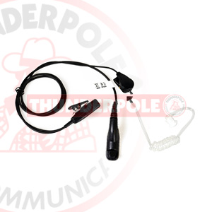 Acoustic Earpiece / Microphone for Motorola DP3400 / DP3600 / DP4400 / DP4600 / DP4800
