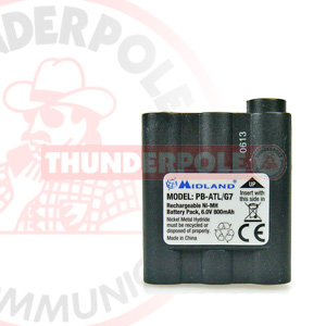 Midland G7 Battery Pack