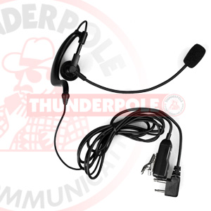 Alan MA-30 Boom Mic/Ear Piece