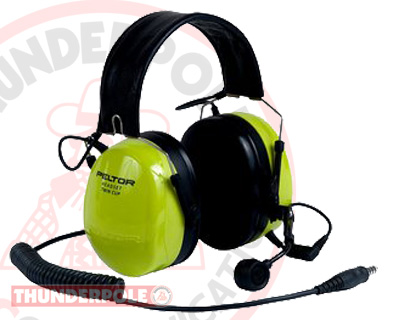 3M Peltor High Attenuation Headset