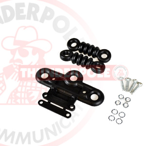 Thunderpole Dog Bone Insulator & T Piece Set