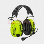 3M Peltor WS ProTac XPI headset with Headband & Bluetooth connectivity