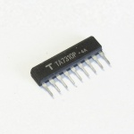 TA7310P Toshiba Original IC - SIP9 - Brand New
