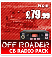 Thunderpole CB Radio Off Roader Pack - K-PO K500