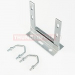 Stand Off Wall Bracket with 2x V-Bolts | 6''